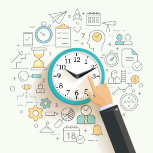 Effective Time Management Puts You Back on Track on ahabusinessconsulting.com
