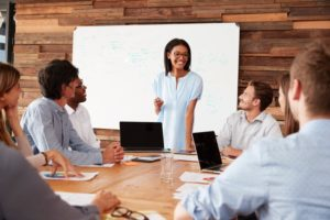 The need for the right training and mentoring for employees.