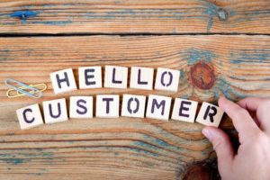 The all-important customer experience